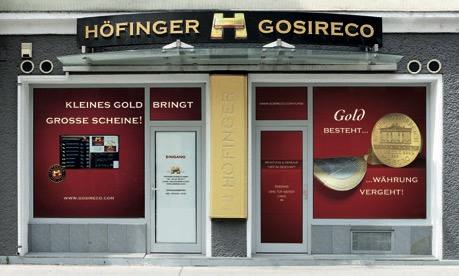 Höfinger Shop Wien